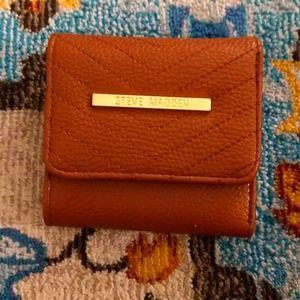 Steve Madden Vegan leather wallet
